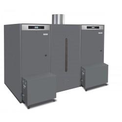 BioClass HC professzionális pellet kazán 91 kW