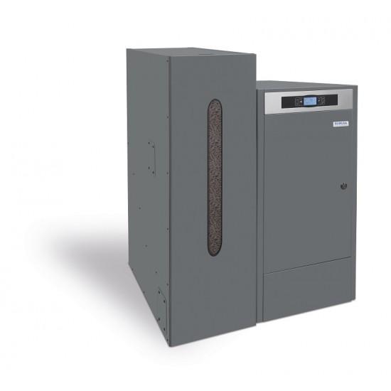 BC-L 350 kg-os tüzelőanyag tartály BioClass pellet kazánhoz