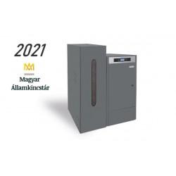BioClass professzionális pellet kazán 10 kW állami támogatással