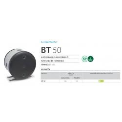 Domusa BT 50 puffer tartály fűtésre-hűtésre