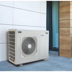 Domusa Dual Clima 8 kW (fűtő-hűtő, melegvíz előállítás)