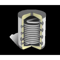 Domusa BTS 100 puffer tartály fűtésre hűtésre