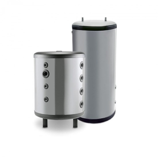 11 kW-os Levegő-Víz hőszivattyús rendszer fűtésre, és hűtésre, komplett beüzemeléssel