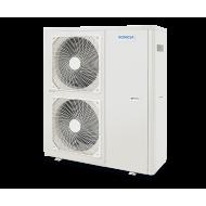 Domusa Dual Clima 16 kW (fűtő-hűtő, melegvíz előállítás)